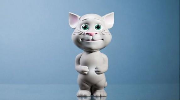 Mèo biết nói (loại lớn ) Talking Tom Cat chỉ 99.000 vnđ .Đồ chơi thú vị và dễ thương dành cho bé yêu, giúp kích thích trí não và rèn luyện trí thông minh cho trẻ. Giá cực rẻ chỉ có tại retunggiay.vn !