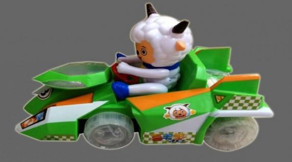 Bộ đồ chơi xe cừu tự quay đầu khi gặp chướng ngại vật chỉ 65.000 vnđ.Giúp bé thêm niềm đam mê về tốc độ và công nghệ cho bé . Giá cực sốc chỉ có tại Retunggiay.vn !