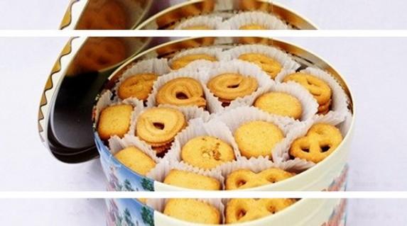 Hộp bánh Hollanda thơm ngon (545g) món quà tặng đặc biệt dành cho người thân chỉ với giá 69.000đ. Tại Rẻ Từng Giây! - Đồ Ăn