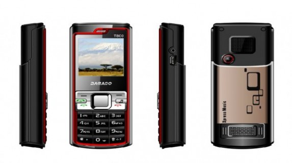 Điện thoại T800 với kiểu giáng sang trọng và thiết kế tinh xảo, chất liệu vỏ bằng kim loại bền và đẹp chỉ với giá 400.000 VNĐ Tại Rẻ Từng Giây!