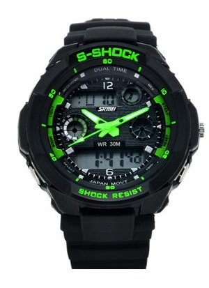 Rẻ Từng Giây - Dong ho SKMEI S-SHOCK the thao Gia Re Chi Co 210.000 VND