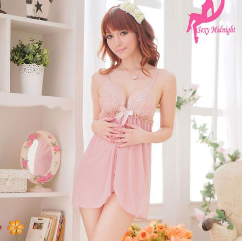 Váy Ngủ Sexy Nâu Gợi Cảm Giá Rẻ Chỉ Có 87.000 VNĐ