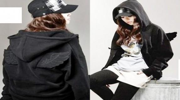 Áo khoác cánh thiên thần thời trang thiết kế đẹp mắt và thời trang chỉ với giá 105.000 VNĐ tại Retunggiay.vn!