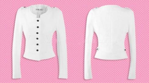 Áo khoác nút cổ trụ R2025 thời trang và cá tính chỉ 109.000 vnd.Giá cực rẻ chỉ có tại Retunggiay.vn !