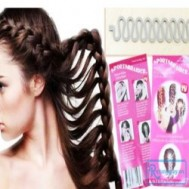 Dụng cụ thắt bím tóc Sports Braider giúp bạn tạo một bím tóc thật ấn tượng với giá chỉ 37.000vnđ cho giá trị sử dụng 70.000 vnđ