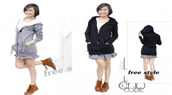 Áo khoác dáng dài phong cách Hàn Quốc dành cho nữ chỉ 110.000 vnđ ,Chất liệu thun mềm mại,thoáng mát ,thấm hút mồ hôi tốt.Giá cực rẻ chỉ có tại Retunggiay.Vn !