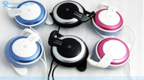 Combo 02 tai nghe SONY MDR-Q50 46.000 vnđ cho bạn âm thanh sống động trung thực .Giá cực sốc chỉ có tại Retunggiay.vn - 1 - Công Nghệ - Điện Tử - Công Nghệ - Điện Tử