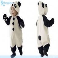 Áo liền quần Panda chỉ 187.000 vnđ cho bé hình tượng chú panda siêu dễ thương