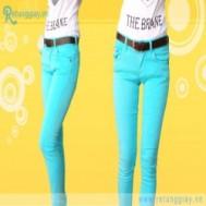 Quần Jean nữ Apple dáng dài mang đến vẻ năng động rất thời trang với giá chỉ 152.000 vnđ cho giá trị sử dụng 315.000 vnđ