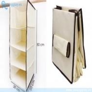 Tủ treo tường 4 ngăn tiện dụng góp phần làm cho ngôi nhà bạn thật gọn gàng, ngăn nắp với giá chỉ 58.000 vnđ - 1 - Gia Dụng