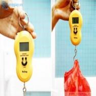 Cân điện tử cầm tay mini chỉ 68.000 vnđ dành cho bà nội trợ - 1 - Gia Dụng