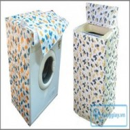 Bảo vệ máy giặt khỏi bụi bẩn, nước giúp máy luôn mới và sạch sẽ với áo bảo vệ máy giặt - chất liệu vải nilon PEVA chỉ 48.000vnđ cho giá trị sử dụng 120.000vnđ. Sản phẩm chỉ có tại Retunggiay.vn! - 1 - Gia Dụng