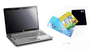Bộ 3 sản phẩm chăm sóc laptop: Túi chống sốc + Bộ vệ sinh Laptop 4 in 1 + Tấm dán bàn phím. Sản phẩm trị giá 150.000 ưu đãi 50% còn 75.000. Duy nhất có tại