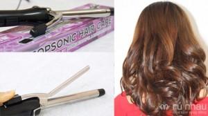 Máy uốn tóc setting: Biến hóa mái tóc đơn điệu thành nhiều kiểu tóc bồng bềnh, ấn tượng mỗi ngày, cho bạn thêm quyến rũ. Sản phẩm trị giá 170.000đ ưu đãi chỉ còn 85.000đ. Chỉ có tại