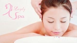 """Laydy Spa: Chọn 1 trong 2 dịch vụ """"Bấm huyệt phương pháp y học cổ truyền và massage body 60 phút"""" hoặc """"Bấm huyệt đầu vai cổ gáy và hai tay, vận động toàn thân 60 phút"""". Dịch vụ trị giá 350.000 ưu đãi 73% còn 95.000"""