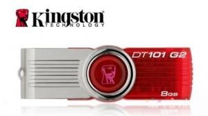 USB 8G Kingston - Thiết kế nắp xoay linh hoạt - Vỏ trong thời trang - Tốc độ đọc dữ liệu nhanh - Dung lượng lưu trữ lớn - Bạn đồng hành trong công việc và học tập. Sản phẩm trị giá 180.000 ưu đãi 40% còn 108.000