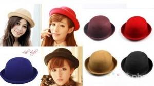 Mũ quả dưa (bowler hat) phụ kiện must-have của những tín đồ thời trang vintage và antique. Hoặc mũ phớt sành điệu cho vẻ ngoài phá cách. Sản phẩm trị giá 200.000 còn 118.000. Ưu đãi 41% chỉ có tại