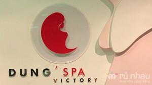 Dung's Spa Victory –dịch vụ massage phục hồi sức khỏe 60 phút và massage chân 30 phút trị giá 250.000đ ưu đãi chỉ còn 100.000đ. Đừng bỏ lỡ cơ hội tại Rủ Nhau