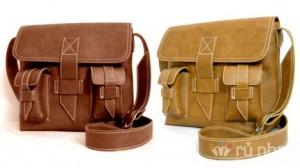 Duyên dáng và năng động với túi đeo chéo giả da thời trang thu đông 2012. Sản phẩm trị giá 320.000đ ưu đãi chỉ còn 159.000đ. Đừng bỏ lỡ cơ hội tại Rủ Nhau