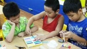 """Khóa học """"BÉ GIỎI KHÔNG NÀO"""" cho các bé từ 4-6 tuổi trong 3 tuần. Giúp con hiểu biết hơn - Tự tin hơn - Biết chăm sóc sức khỏe bản thân- Trải nghiệm những điều thú vị cùng các bạn. Khóa học trị giá 450.000 chỉ còn 150.000. Ưu đãi 67% duy nhất có tại Runh"""