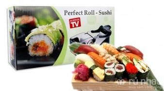 Máy làm Sushi, cơm cuộn - Chưa bao giờ việc làm Sushi lại đơn giản và nhanh đến như vậy. Trong chớp mắt là có món Sushi ngon miệng. Sản phẩm trị giá 160.000 ưu đãi 47% chỉ còn 85.000 hiện có tại