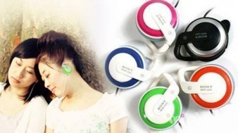 Tai nghe móc vành tai Sony MDR – Q50. Thiết kế nhỏ gọn, màu sắc thời trang. Món quà âm thanh dành cho các tín đồ yêu nhạc. Sản phẩm trị giá 85.000 ưu đãi 47% còn 45.000. Hiện đang mở bán tại