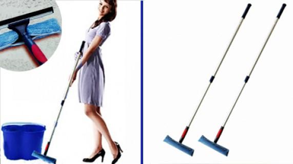 CÂY LAU SÀN – CỬA: Thân làm bằng nhôm, có thể thay đầu lau, cho bạn thật tiện lợi trong việc vệ sinh nhà cửa. Sản phẩm trị giá 179.000đ giảm còn 89.000đ. Đừng bỏ lỡ cơ hội tại Rủ nhau