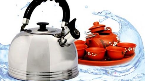 ẤM ĐUN REO: Chất lượng Inox 430 bền đẹp, chịu nhiệt cao, giúp bạn tiết kiệm năng lượng khi đun nấu. Sản phẩm trị giá 250.000đ giảm còn 159.000đ. Đừng bỏ lỡ cơ hội tại rủ nhau - Gia Dụng