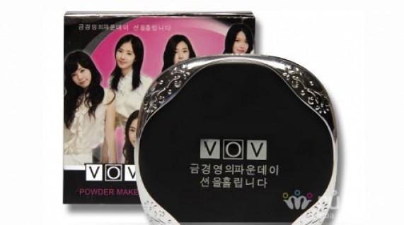 Phấn VOV 2 tầng Hàn Quốc - Cho làn da rạng rỡ, tự nhiên - Gương mặt hoàn hảo khi trang điểm. Sản phẩm trị giá 140.000 còn 69.000. Mức ưu đãi 50% chỉ có tại