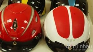 Mũ bảo hiểm chính hãng Kinota & AEC - Người bạn tốt bảo vệ tính mạng bạn và gia đình mỗi khi tham gia giao thông. Sản phẩm trị giá 250.000 ưu đãi 62% còn 95.000