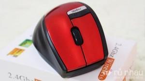 Chuột không dây Rapoo 3200 - Kiểu dáng mạnh mẽ - Màu sắc ấn tượng - Tốc độ nhanh, chuẩn xác - Thế hệ chuột thông minh mới với giá chỉ 113.000. Sản phẩm trị giá 230.000 ưu đãi 50% chỉ có tại
