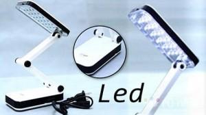Đèn LED sạc điện chiếu sáng liên tục trong 150h sử dụng với 24 bóng - Tiết kiệm ngay 40% với thẻ Rủ Nhau và tiết kiệm dài lâu với sản phẩm này. Sản phẩm trị giá 165.000 nay chỉ còn 98.000. Duy nhất có tại