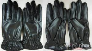 Găng tay nữ giả da - Bảo vệ đôi tay trong mùa đông giá - Mang lại dáng vẻ thời trang cho bạn. Sản phẩm trị giá 115.000 nay chỉ còn 68.000. Mức ưu đãi 41% duy nhất có tại