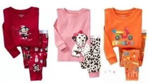 Bộ Baby Gap dài tay dành cho cả bé trai và gái từ 1-7 tuổi - Sản phẩm chất lượng từ Malaysia - Cho bé yêu những điều tốt đẹp nhất. Sản phẩm trị giá 160.000 ưu đĩa 41% còn 95.000. Duy nhất có tại