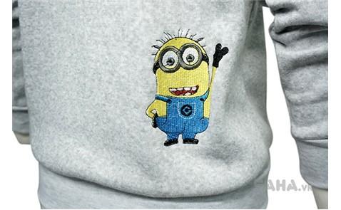 Áo khoác Minion thời trang