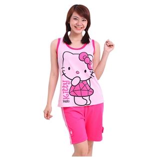 Đồ bộ Hello Kitty xinh xắn