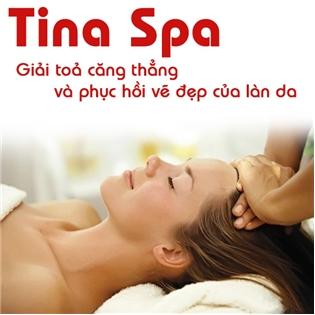 Saha - Voucher goi dich vu xong hoi + massage body + dap mat na yen mach