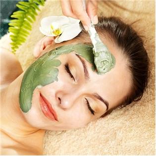 Saha - Massage body da nong + cham soc da mat