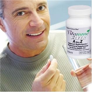 Saha - Thuc pham bo sung vitamin cho nguoi tren 50 tuoi
