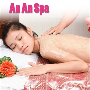 Saha - Voucher tre hoa, lam trang, chong nhan, phuc hoi lan da tai An An Spa