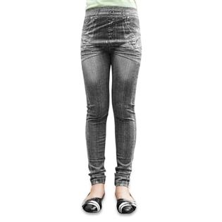 Quần legging giả jeans