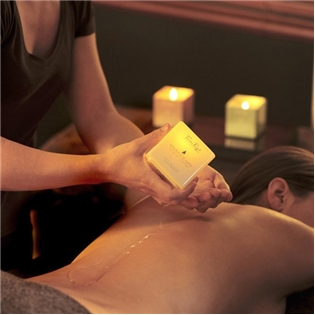 Saha - Voucher Massage body NEN,GUNG TUOI thu gian tai Vang Ngoc Spa