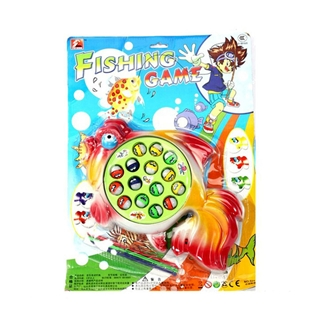Saha - Bo do choi cau ca phat nhac Fishing Game