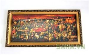 Saha - Buc tranh 105 Nhan tai The Gioi