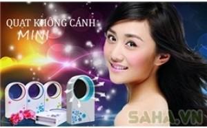 Saha - Quat khong canh mini