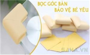 Saha - Bo 4 muot boc goc ban bao ve be