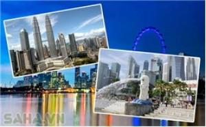 Saha - Tour du lich Singapore – Malaysia 7N6D