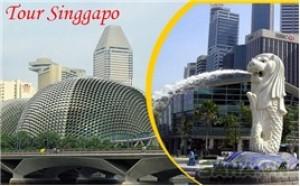 Saha - Tour du lich Singapore 4 ngay 3 dem