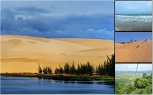 Saha - Tour Ta Ku – Phan Thiet - Mui Ne 2N1D