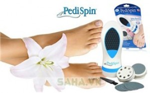 Saha - May cha got chan Pedi Spin